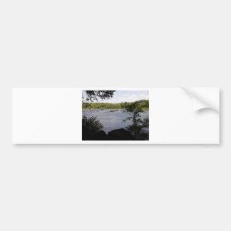 Pony Pasture Rapids Bumper Sticker