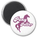 pony power kühlschrankmagnete