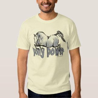 Pony Power T-shirts