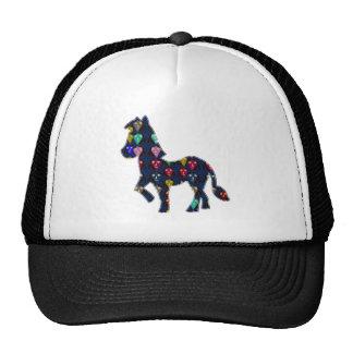 PONY ride horse animal kids NavinJOSHI NVN62 FUN Trucker Hat