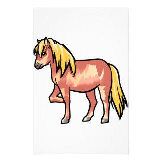 Pony Stationery
