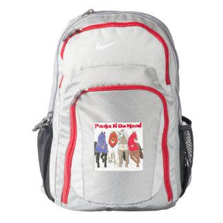 Ponyz N Da Hood Nike Backpack