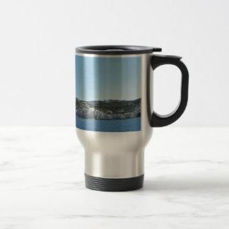 Ponza From The Sea Travel Mug