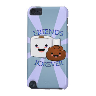 Poo and Toilet Paper BFFS iPod Touch (5th Generation) Case