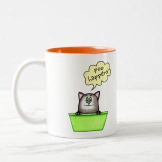 Poo Happens Mug