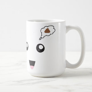 Poo Kawaii Coffee Mug
