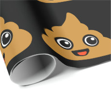 Poo On You Wrapping Paper
