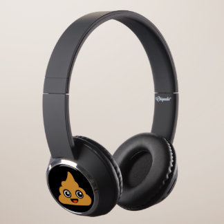 Poo Poo Head Headphones