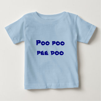 Poo poopee doo tee shirt