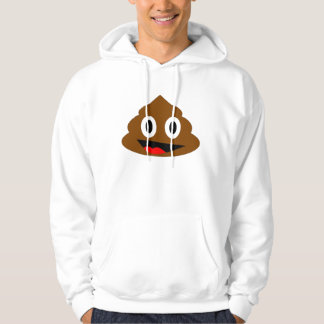 poo smile pullover