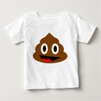 poo smile shirt