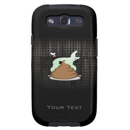 Poo Stinky; Grunge Samsung Galaxy SIII Funda