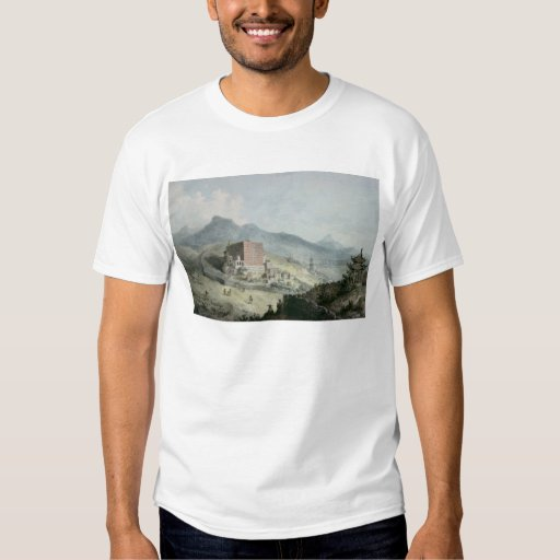 Poo Ta La, or Great Temple of Fo T-shirt