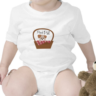 Pooch Pal Baby Bodysuits