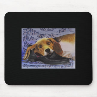 Poochie Mouse Pad