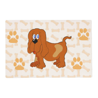 Poochtastic Placemat