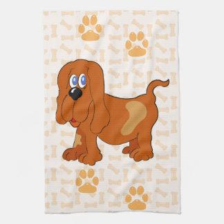 Poochtastic Towel