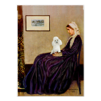 Poodle (14W) - Whistlers Mother Poster