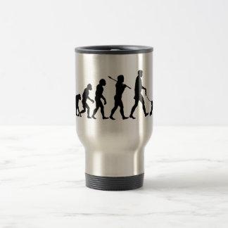 Poodle 15 Oz Stainless Steel Travel Mug
