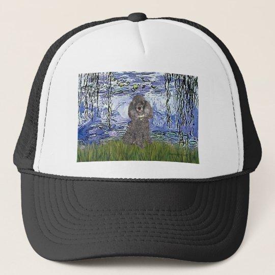 Poodle (8S) - Lilies 6 Trucker Hat