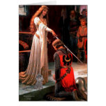 Poodle (8S) - The Accolade Greeting Card