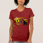Poodle Agility Gifts Tee Shirt