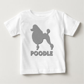 Poodle Baby T-Shirt