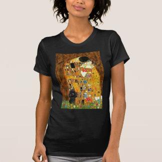 Poodle (black 1) - The Kiss Tee Shirt