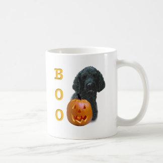 Poodle (Black Coated) Boo Coffee Mugs