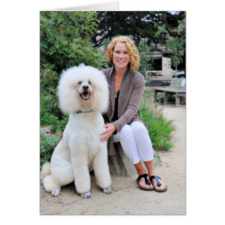 Poodle - Brulee - Trainer Card