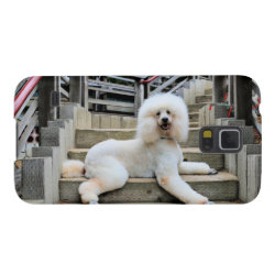 Poodle - Brulee - Trainer Galaxy S5 Cover