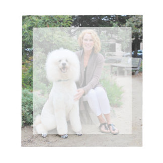 Poodle - Brulee - Trainer Note Pad