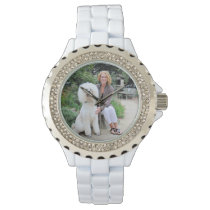 Poodle - Brulee - Trainer Wristwatch