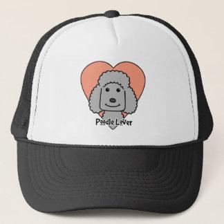 Poodle Christmas Trucker Hat