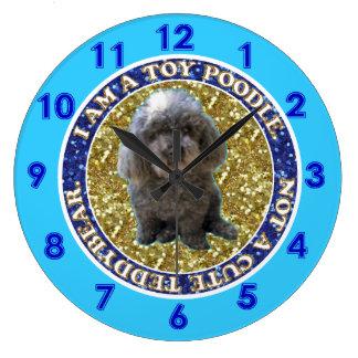 Poodle Clock.