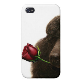 Poodle Cover For iPhone 4