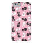 Poodle Cuties on Pink - iPhone 6 Case