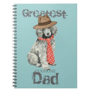 Poodle Dad Notebook