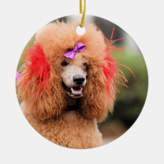Poodle Day 2010 1 Ornament