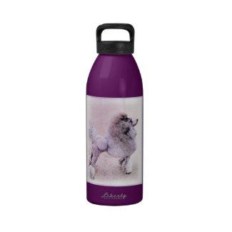 Poodle Drinking Bottle