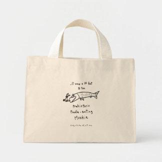 Poodle-Eating Muskie Bag