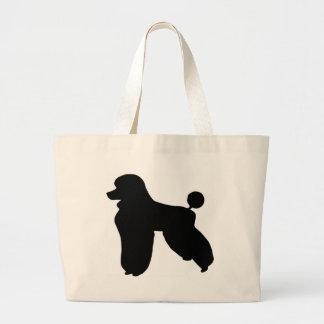 poodle gear large tote bag