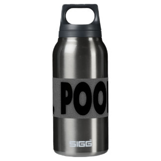 Poodle Insulated Water Bottle