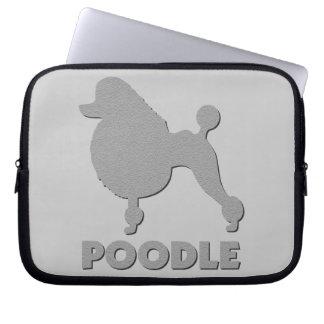 Poodle Laptop Sleeve