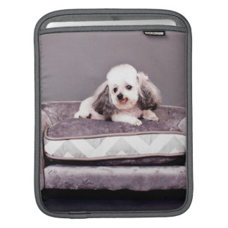 Poodle - Lilly iPad Sleeves