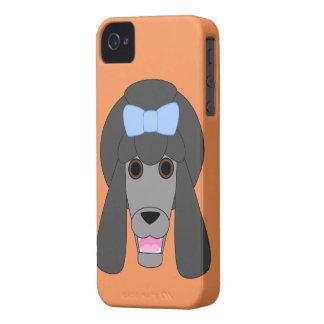 Poodle Love iPhone 4 Case-Mate Case