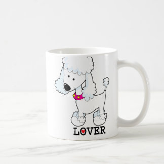 Poodle Lover Coffee Mugs
