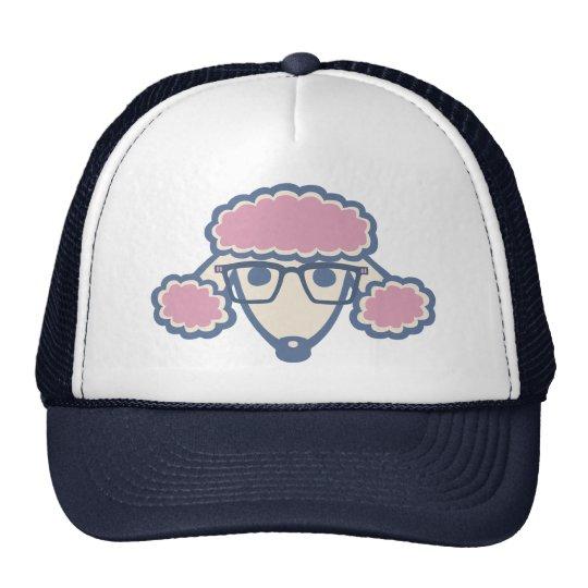 Poodle Nerd Trucker Hat