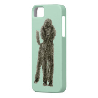 Poodle phone case iPhone 5 cases