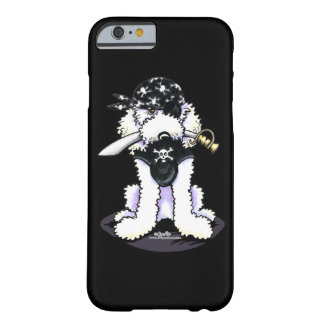 Poodle Pirate iPhone 6 Case
